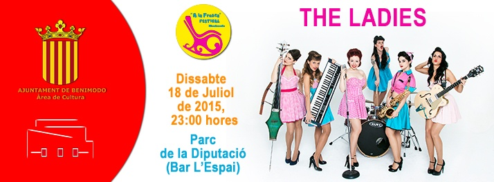 Event The Ladies A LA FRESCA 2015