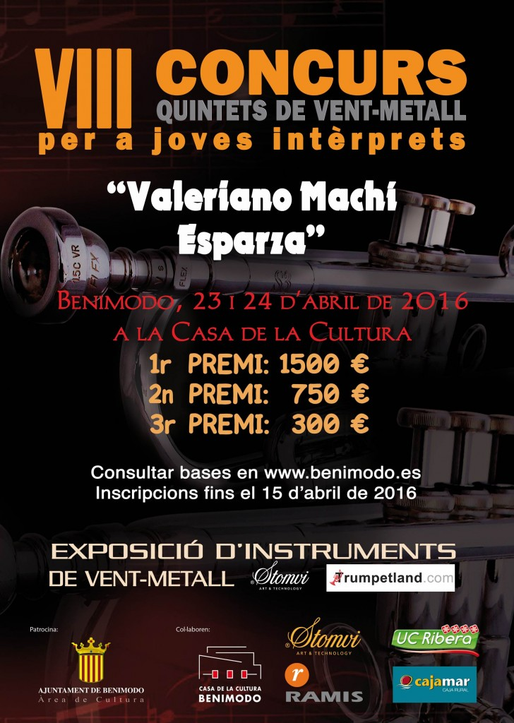 Cartell concurs metall val